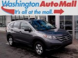 2012 Polished Metal Metallic Honda CR-V LX 4WD #99764834