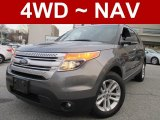 2011 Sterling Grey Metallic Ford Explorer XLT 4WD #99764759