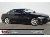 2013 Black Sapphire Metallic BMW 3 Series 335i Convertible #99764976