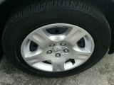 Nissan Altima 2002 Wheels and Tires