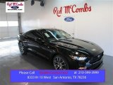 2015 Black Ford Mustang EcoBoost Premium Coupe #99796295