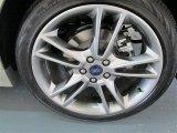 2015 Ford Fusion Titanium Wheel