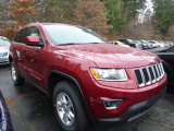 2015 Jeep Grand Cherokee Deep Cherry Red Crystal Pearl