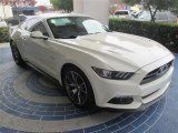 2015 50th Anniversary Wimbledon White Ford Mustang 50th Anniversary GT Coupe #99825710