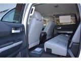 2015 Toyota Tundra SR5 CrewMax Graphite Interior