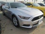2015 Ingot Silver Metallic Ford Mustang V6 Coupe #99825702