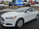 2015 Oxford White Ford Fusion SE #99826086