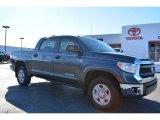 2015 Magnetic Gray Metallic Toyota Tundra SR5 CrewMax 4x4 #99825786