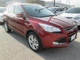 2015 Sunset Metallic Ford Escape Titanium #99825698