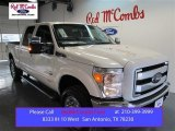 2015 White Platinum Ford F250 Super Duty King Ranch Crew Cab 4x4 #99825693
