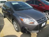 2014 Sterling Gray Ford Focus S Sedan #99825687