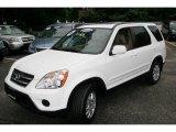 2006 Taffeta White Honda CR-V SE 4WD #9960018