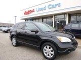 2008 Nighthawk Black Pearl Honda CR-V EX 4WD #99826130