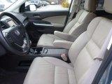 2012 Honda CR-V EX-L 4WD Front Seat