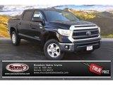 2015 Black Toyota Tundra SR5 CrewMax 4x4 #99825613
