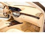 2013 Mercedes-Benz S 550 4Matic Sedan Dashboard