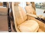 2013 Mercedes-Benz S 550 4Matic Sedan Front Seat