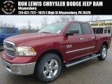 2015 Deep Cherry Red Crystal Pearl Ram 1500 SLT Quad Cab 4x4 #99825885