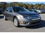 2011 Sterling Grey Metallic Ford Fusion SEL V6 #99825952