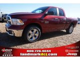 2015 Deep Cherry Red Crystal Pearl Ram 1500 Big Horn Quad Cab #99862738