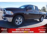 2015 Western Brown Ram 1500 Big Horn Quad Cab #99862737