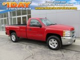 2012 Victory Red Chevrolet Silverado 1500 LT Regular Cab 4x4 #99862581