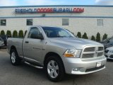 2012 Bright Silver Metallic Dodge Ram 1500 ST Regular Cab 4x4 #99863013