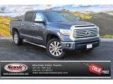 2015 Magnetic Gray Metallic Toyota Tundra Limited CrewMax 4x4 #99902328