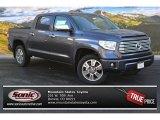 2015 Magnetic Gray Metallic Toyota Tundra Platinum CrewMax 4x4 #99902327