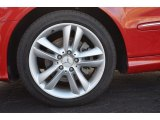 Mercedes-Benz CLK Wheels and Tires