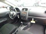 2015 Nissan Versa Interiors