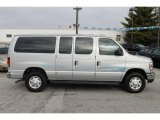 2008 Silver Metallic Ford E Series Van E350 Super Duty XLT Passenger #99902347