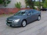 2008 Dark Gray Metallic Chevrolet Malibu LS Sedan #9971989