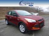 2015 Sunset Metallic Ford Escape S #99902392