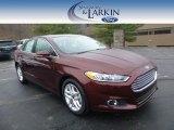 2015 Bronze Fire Metallic Ford Fusion SE #99902387