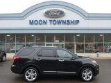 2014 Tuxedo Black Ford Explorer Limited 4WD #99929468
