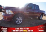 2015 Deep Cherry Red Crystal Pearl Ram 1500 Express Crew Cab #99929406