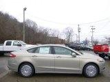 2015 Tectonic Silver Metallic Ford Fusion Hybrid SE #99929345