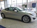 2013 Platinum Metallic Hyundai Genesis Coupe 2.0T Premium #99929459