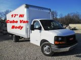2015 GMC Savana Cutaway 4500 Commercial Moving Truck