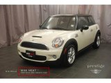 2007 Pepper White Mini Cooper S Hardtop #9956813