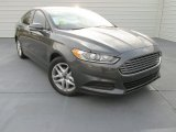 2015 Magnetic Metallic Ford Fusion SE #99929506