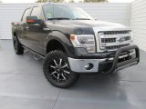 2014 Tuxedo Black Ford F150 XLT SuperCrew 4x4 #99929501