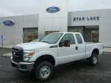 2015 Oxford White Ford F250 Super Duty XL Super Cab 4x4 #99929651