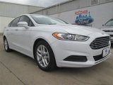 2015 Oxford White Ford Fusion SE #99959845