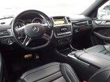 2012 Mercedes-Benz ML Interiors