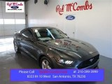 2015 Magnetic Metallic Ford Mustang V6 Coupe #99959841