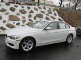 2015 Alpine White BMW 3 Series 328i xDrive Sedan #99960163