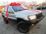 2000 Jeep Grand Cherokee Silverstone Metallic