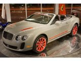 2012 Bentley Continental GTC Supersports ISR